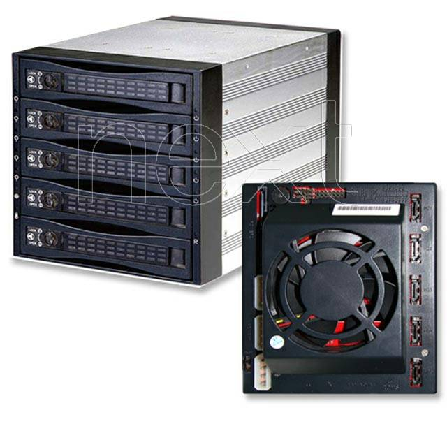 snt bay 5-in-3 5.25 hdd