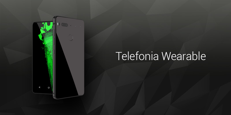 Telefonia Wearable