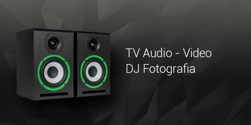 TV Audio Fotografia DJ
