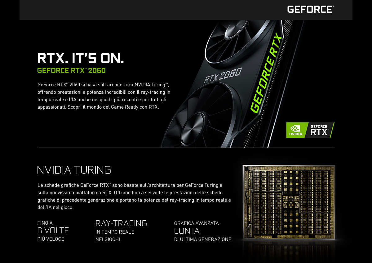 GeForce RTX2060