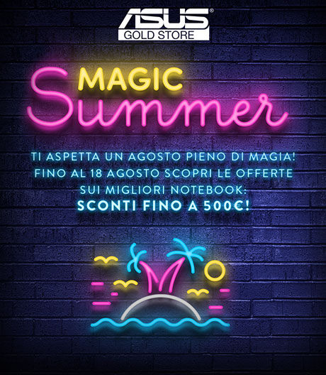 ASUS MAGIC SUMMER