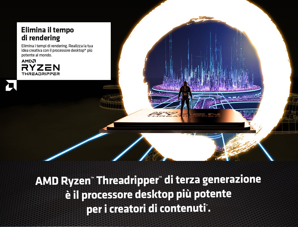 Ryzen Threadripper