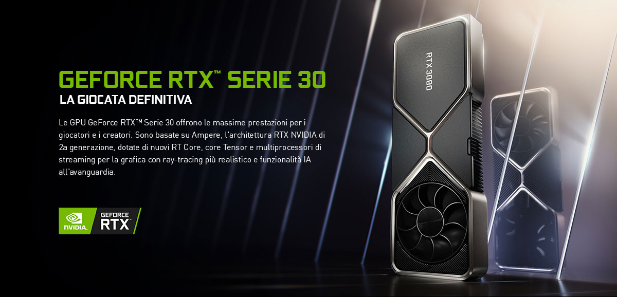 GEFORCE RTX 30
