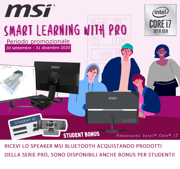 MSI Smart Learning
