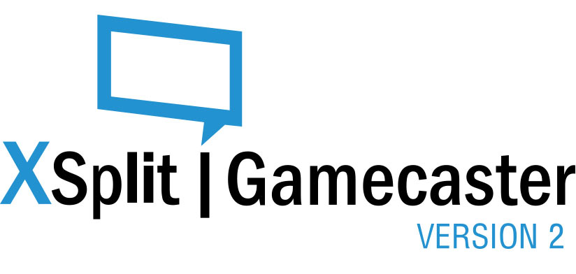 XSplit Gamecaster version 2 logo