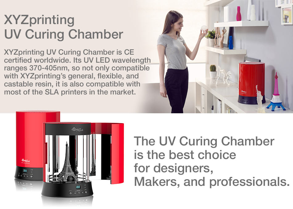 UV Curing Chamber