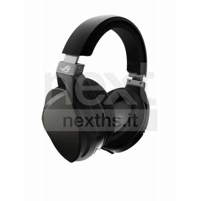 Asus ROG Strix Fusion Wireless Cuffie Con Microfono USB PC PS4 Nero ... 9ac58d0d9984